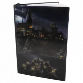 Hollytoon Wow! Stuff Σημειωματάριο 3D Κάστρο Hogwarts (Harry Potter)