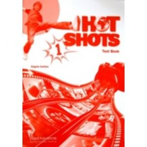 Hot Shots 1 - Test Book