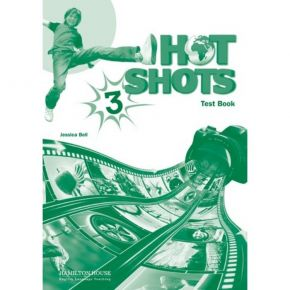 Hot Shots 3 - Test Book