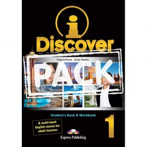 i-Discover 1 Pack - Student's Book & Workbook (+i-eBooK)