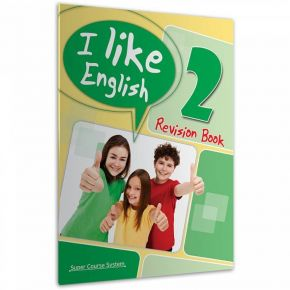 I Like English 2 - Revision Book