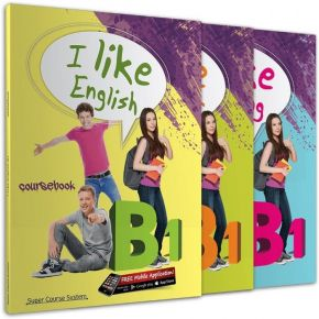 I Like English B1 Pack (+i-eBook)