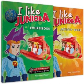 I Like Junior A Pack (+i-eBook)