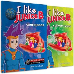 I Like Junior B Pack (+i-eBook)