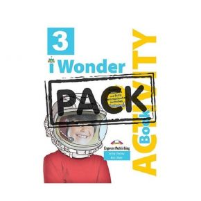 I Wonder 3 - Activity Book (+ Digibooks App)