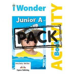 i Wonder Junior A - Activity Book (with Digibook app.)