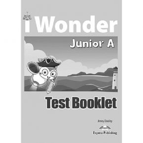 i Wonder Junior A - Test Booklet