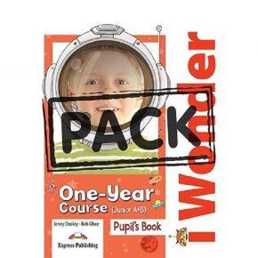 I Wonder Junior A+B - Student's Pack (Pupil's Book, Alphabet Book, ie-Book, CD, DVD)