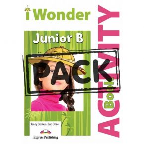 i Wonder Junior B - Activity Book (with Digibook app.)
