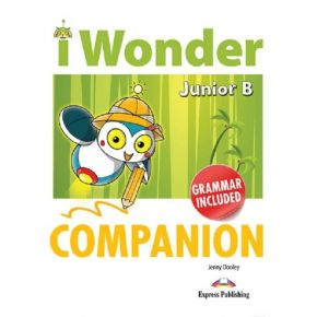i Wonder Junior B - Companion & Grammar