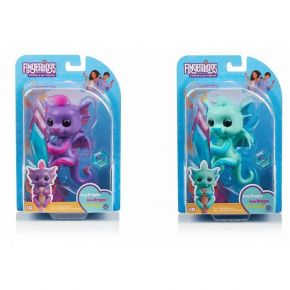 Ιδέα Fingerlings Baby Dragon (2 σχέδια)