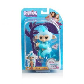 Ιδέα WowWee Fingerlings Amelia Glitter Blue