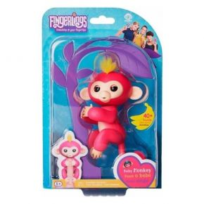 Ιδέα WowWee Fingerlings Bella Pink