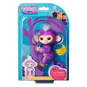 Ιδέα WowWee Fingerlings Mia Purple