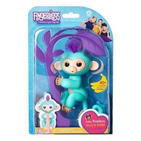 Ιδέα WowWee Fingerlings Zoe Green