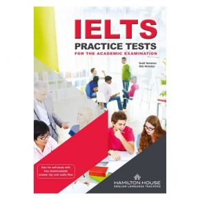 IELTS Practice Test Academic - Student's Book (+ Key & Audio Downloadable)