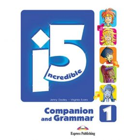 Incredible 5 i5 Level 1 - Companion & Grammar Book