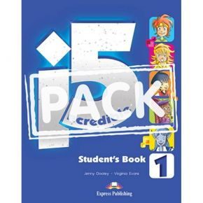 Incredible 5 i5 Level 1 - Student's Book (Βιβλίο Μαθητή+CD+i-eBook)