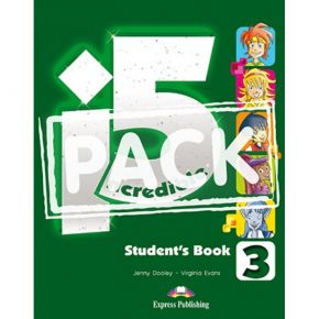 Incredible 5 i5 Level 3 - Student's Book (Βιβλίο Μαθητή+CD+i-eBook)