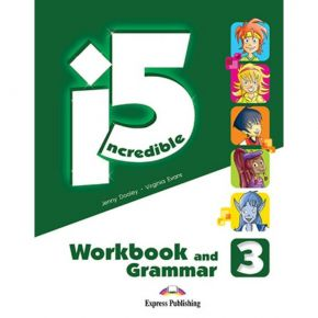 Incredible 5 i5 Level 3 - Workbook & Grammar