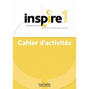 Inspire 1 A1 Cahier (+Mp3)