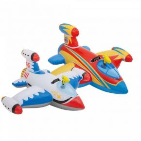 Intex Φουσκωτό Water Gun Spaceship Ride-Ons