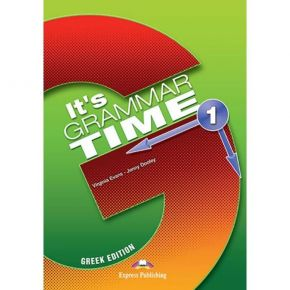 It's Grammar Time 1 - Student's Book (Greek Edition)