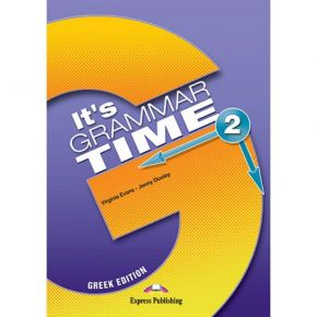 It's Grammar Time 2 - Student's Book (Greek Edition)