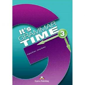 It's Grammar Time 3 - Student's Book (Greek Edition)