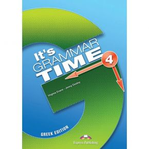 It's Grammar Time 4 - Student's Book (Greek Edition)