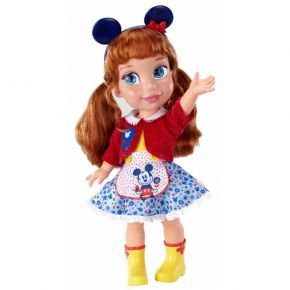 Jakks Pacific Κούκλα Classic Friends Toddler Με Φόρεμα Disney Mickey Mouse 45εκ