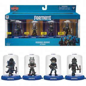Jazwares Domez Φιγούρες Fortnite Squad Mode 4-Pack