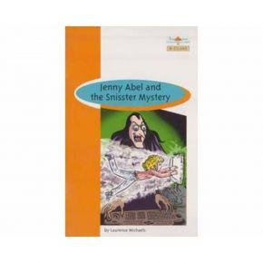 Jenny Abel And The Snisster Mystery - Book Reader & CD & Glossary & Answer (B Class)