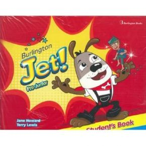 Jet Pre-Junior : Student's Book (Βιβλίο Μαθητή+My First Words Booklet And Audio CD)