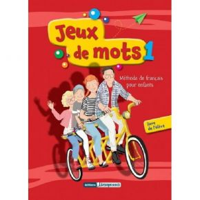 Jeux De Mots 1 - Methode + Cahier (+Mp3 Audio)