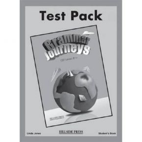 Journeys B1+ Grammar Test Pack