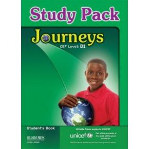 Journeys B1 Study Pack (Γλωσσάριο)