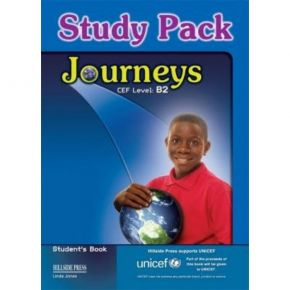 Journeys B2 Study Pack (Γλωσσάριο)