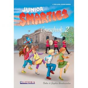 Junior Smarties 2 Coursebook (Βιβλίο Μαθητή)