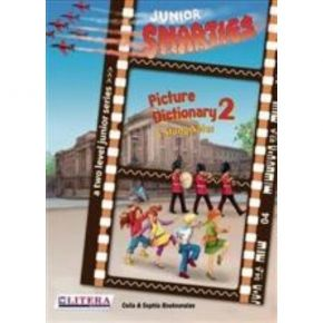 Junior Smarties 2 Picture Dictionary & Study Notes