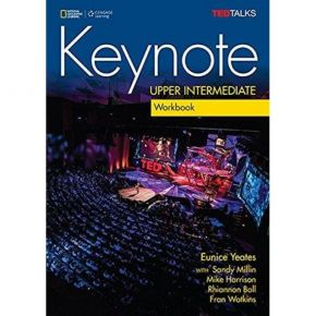 Keynote Upper-Intermediate WorkBook (Βιβλίο Ασκήσεων+CD)