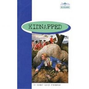 Kidnapped - Book Reader & Glossary & Answer Key (D Class)