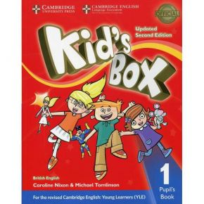 Kid's Box 1 - Student's Book (+CD-Rom)