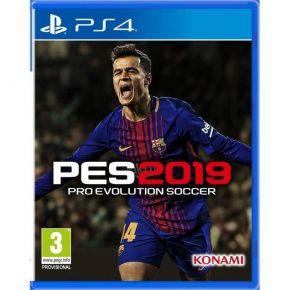 Konami Pro Evolution Soccer 2019 (EU) PS4