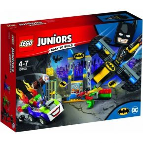 Lego 10753 Juniors The Joker Batcave Attack