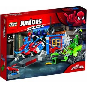 Lego 10754 Juniors Spider-Man vs. Scorpion Street Showdown