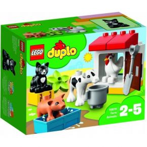 Lego 10870 Duplo Farm Animals