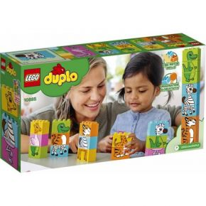 Lego 10885 Duplo y First Fun Puzzle