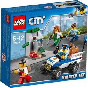 Lego 60136 City Police Starter Set