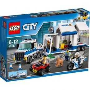 LEGO 60139 City Mobile Command Center